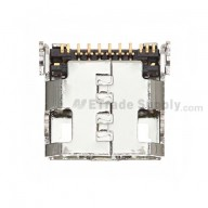 For Samsung Galaxy S4 GT-I9500/I9505/I545/L720/R970/I337/M919/I9502 Charging Port Replacement - Grade S+
