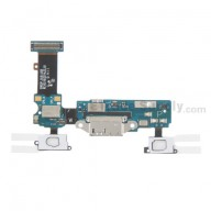 For Samsung Galaxy S5 SM-G900P Charging Port Flex Cable Ribbon  Replacement - Grade S+
