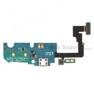 For Samsung Galaxy S II Skyrocket SGH-I727 Charging Port Flex Cable Ribbon Replacement - Grade S+