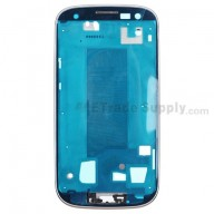 For Samsung Galaxy S III SGH-I747/SGH-T999 Front Housing Replacement - White - Grade S+