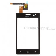 For Sony Xperia go ST27i Digitizer Touch Screen Replacement - Grade S+