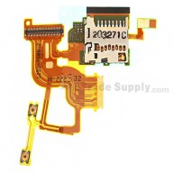 For Sony Xperia ion LTE LT28i Power Button Flex Cable Ribbon Replacement - Grade S+