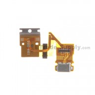 For Sony Xperia Tablet Z Charging Port Flex Cable Ribbon Replacement - Grade S+