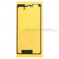 For Sony Xperia Z1 Compact Battery Door Adhesive Replacement - Grade S+