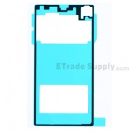 For Sony Xperia Z1 L39h Battery Door Adhesive Replacement - Grade S+