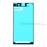 For Sony Xperia Z1 L39h Front Housing Adhesive Replacement - Grade S+