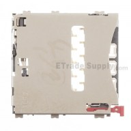 For Sony Xperia Z1 L39h SIM Card Reader Contact  Replacement - Grade S+