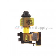 For Sony Xperia Z3 Earphone Jack Flex Cable Ribbon Replacement - Grade S+