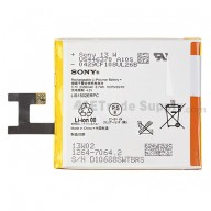 For Sony Xperia Z L36h Battery Replacement - Grade S+