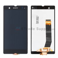 For Sony Xperia Z L36h LCD Screen and Digitizer Assembly Replacement - Grade S