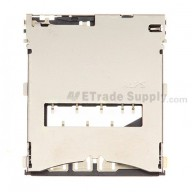 For Sony Xperia Z L36h SIM Card Reader Contact Replacement - Grade S+