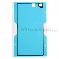 For Sony Xperia Z Ultra XL39h Battery Door Adhesive Replacement - Grade S+