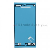 For Sony Xperia Z Ultra XL39h Front Housing Adhesive Replacement  - Grade S+