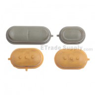 OEM Symbol MC75, MC7506, MC7596, MC7598 Side Key Set (used, B Stock, 4 pcs/set)