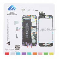 For Apple iPhone 5 Magnetic Screw Mat Replacement - Grade R