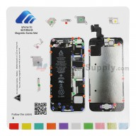 For Apple iPhone 5C Magnetic Screw Mat Replacement - Grade R