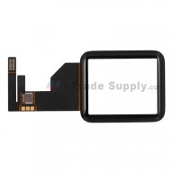 For Apple Watch Digitizer Touch Screen Replacement - Black - 42mm - Grade S+