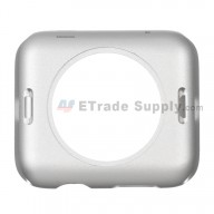 For Apple Watch Middle Frame Replacement - Silver - 38mm - Grade S+