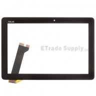 For Asus Memo Pad ME102 Digitizer Touch Screen Replacement - Black - Rev 2.0 - Grade A