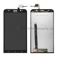 For Asus Zenfone 2 ZE551ML LCD Screen and Digitizer Assembly Replacement - Black - Grade S+