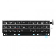For BlackBerry Passport Keyboard and Keypad Replacement - Black - Grade S+