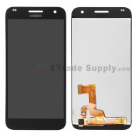 For Huawei Ascend G7 LCD Screen and Digitizer Assembly  Replacement - Black- With Logo - Grade S+