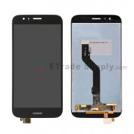 For Huawei D199/G8 LCD Screen and Digitizer Assembly Replacement - Black - With Logo - Grade S+