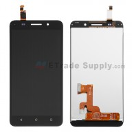 For Huawei Honor 4X LCD Screen and Digitizer Assembly Replacement - Black - Without Logo - Grade S+