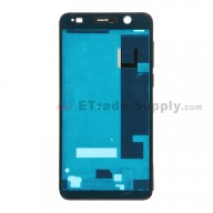 For Huawei Honor 6 Front Housing Replacement (Single SIM) - Black - Grade S+