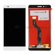 For Huawei Honor 5X LCD Screen and Digitizer Assembly Replacement (Standard Version) - White - Without Logo - Grade S+