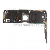 For Motorola Droid Ultra XT1080 Rear Housing Assembly Replacement (Thick) - Black - Grade S+