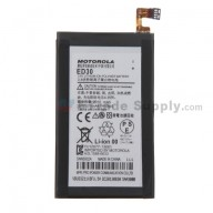 For Motorola Moto G XT1032, XT1033 Battery Replacement (ED30, 2010mAh) - Black - Grade R
