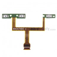 For Motorola Moto X XT1060 Power Button Flex Cable Ribbon  Replacement - Grade S+