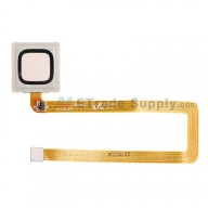 For Huawei Ascend Mate7 Fingerprint Sensor Flex Cable Ribbon Replacement - Gold - Grade S