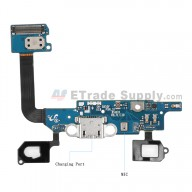 For Samsung Galaxy Alpha SM-G850 Charging Port with Navigator Flex Cable Ribbon  Replacement - Grade S+
