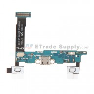 For Samsung Galaxy Note 4 SM-N910F Charging Port Flex Cable Ribbon  Replacement - Grade S+