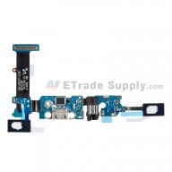 For Samsung Galaxy Note 5 SM-N920T Charging Port Flex Cable Ribbon With Sensor Replacement - Grade S+