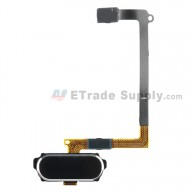 For Samsung Galaxy S6 Series Home Button Flex Cable Ribbon Replacement - Sapphire - Grade S+