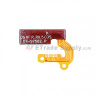 For Samsung Galaxy S Duos GT-S7560, S7562, Ace II X S7560M Power Button Flex Cable Ribbon  Replacement - Grade S+