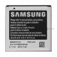For Samsung Galaxy S GT-i9000 Battery  Replacement (1500 mAh) - Grade S+