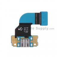 For Samsung Galaxy Tab 3 8.0 SM-T310 Charging Port Flex Cable Ribbon  Replacement - Grade S+