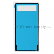 For Sony Xperia M2 Battery Door Adhesive Replacement - Grade R