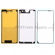 For Sony Xperia Z1 Compact Adhesive Set Replacement - Grade S+