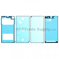 For Sony Xperia Z1 L39h Adhesive Set Replacement - Grade S+