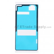 For Sony Xperia Z3 Compact Battery Door Adhesive Replacement - Grade S+