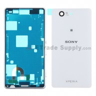 For Sony Xperia Z3 Compact Housing Replacement - White - Grade S+