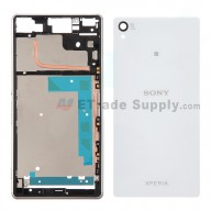 For Sony Xperia Z3 Housing Replacement - White - Grade S+