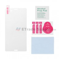 For Sony Xperia Z3 Tempered Glass Screen Protector - Grade R