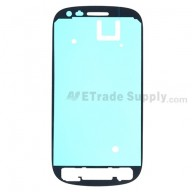 For Samsung Galaxy S III Mini I8190 Front Housing Adhesive Replacement - Grade R