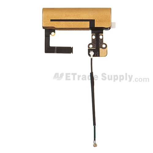 For Apple iPad Mini/Mini2/Mini3 Left Wifi Antenna Replacement - Grade S+